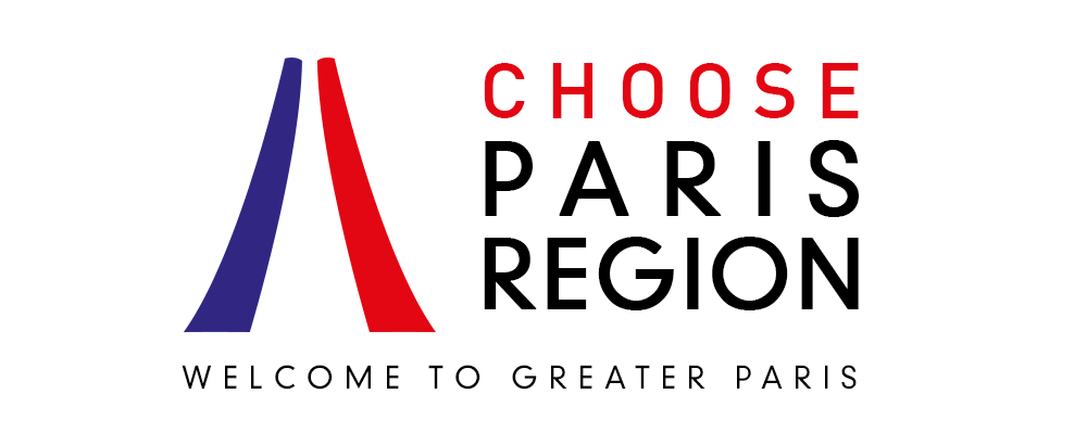Logo de Choose Paris Region