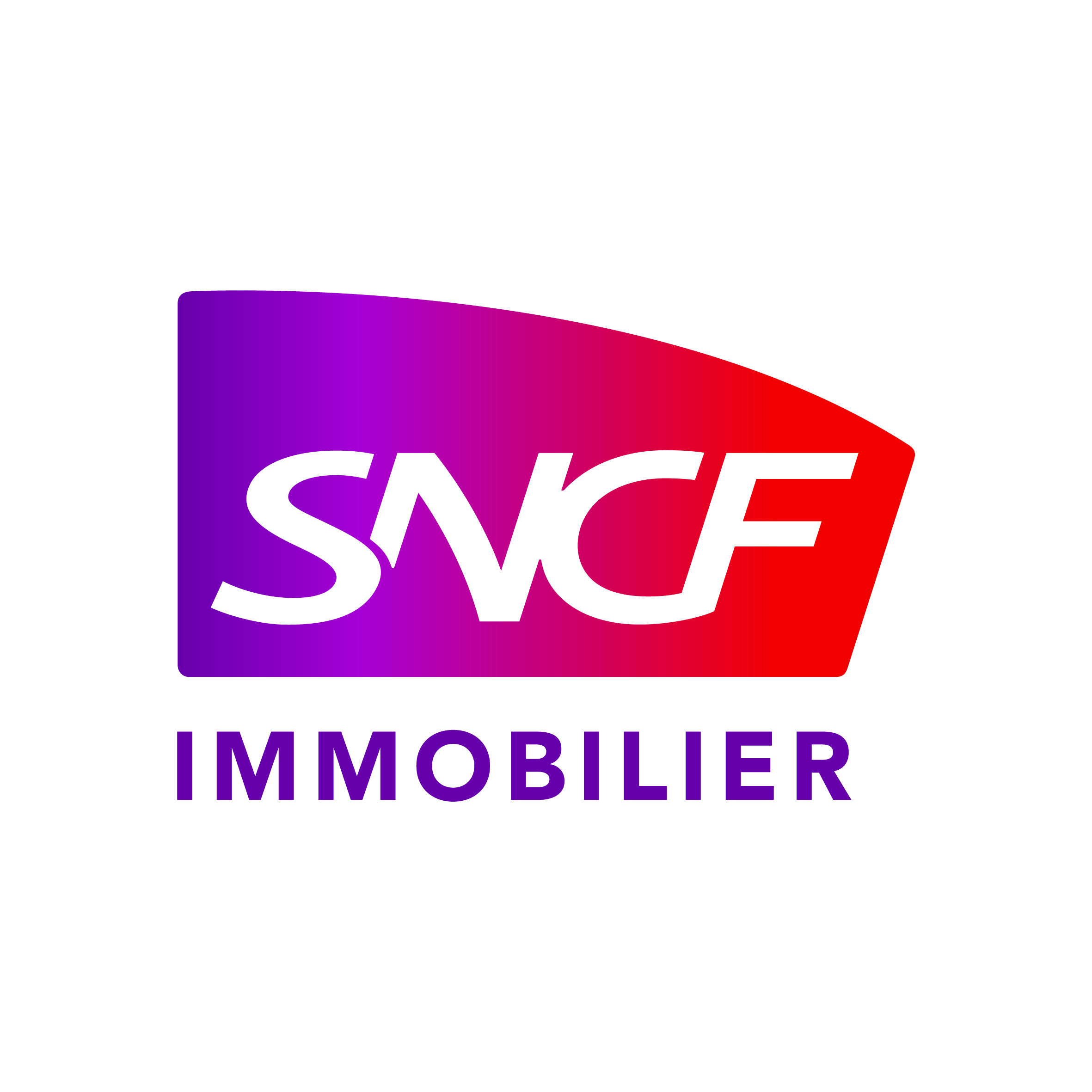 Logo SNCF Immobilier