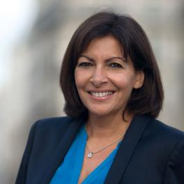 Photo d'Anne Hidalgo